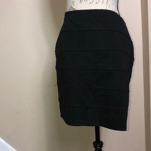 Forever 21 mini bandage skirt
